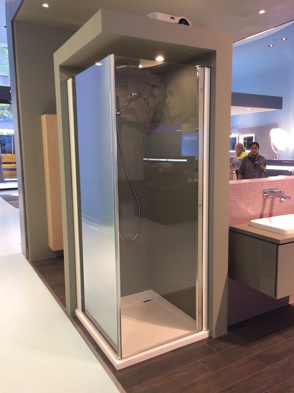 Shower Cabin from P3 Collection