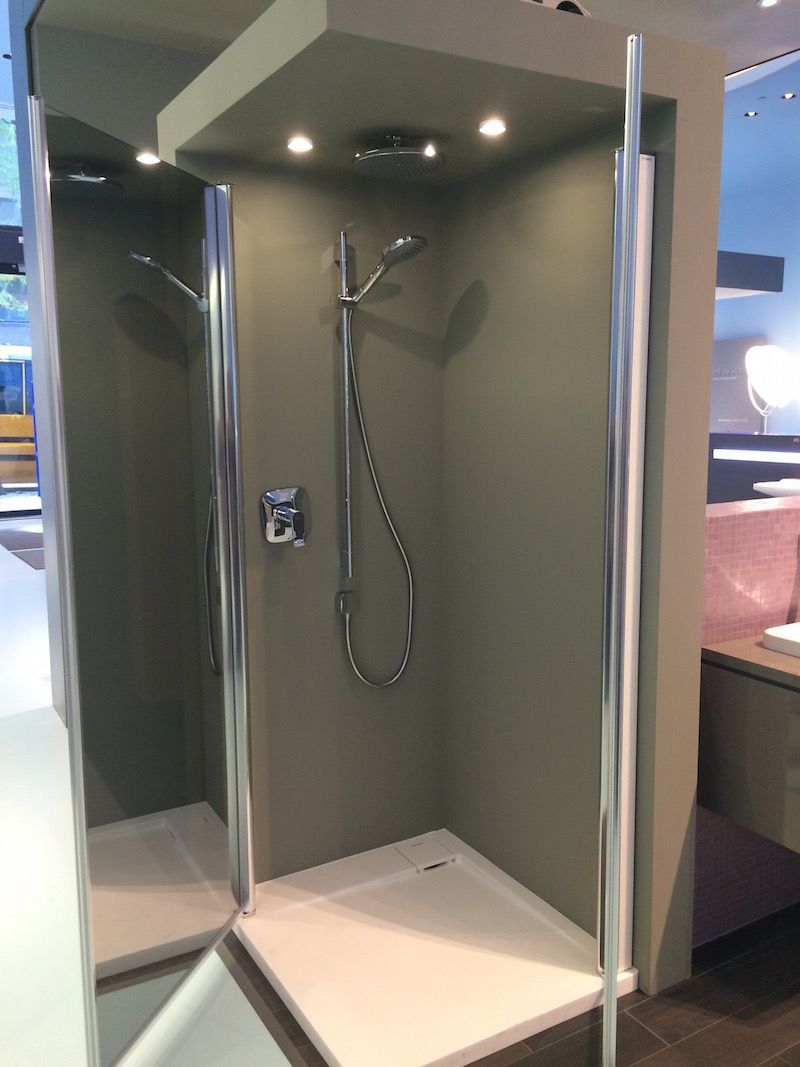 Shower Doors from P3 collection