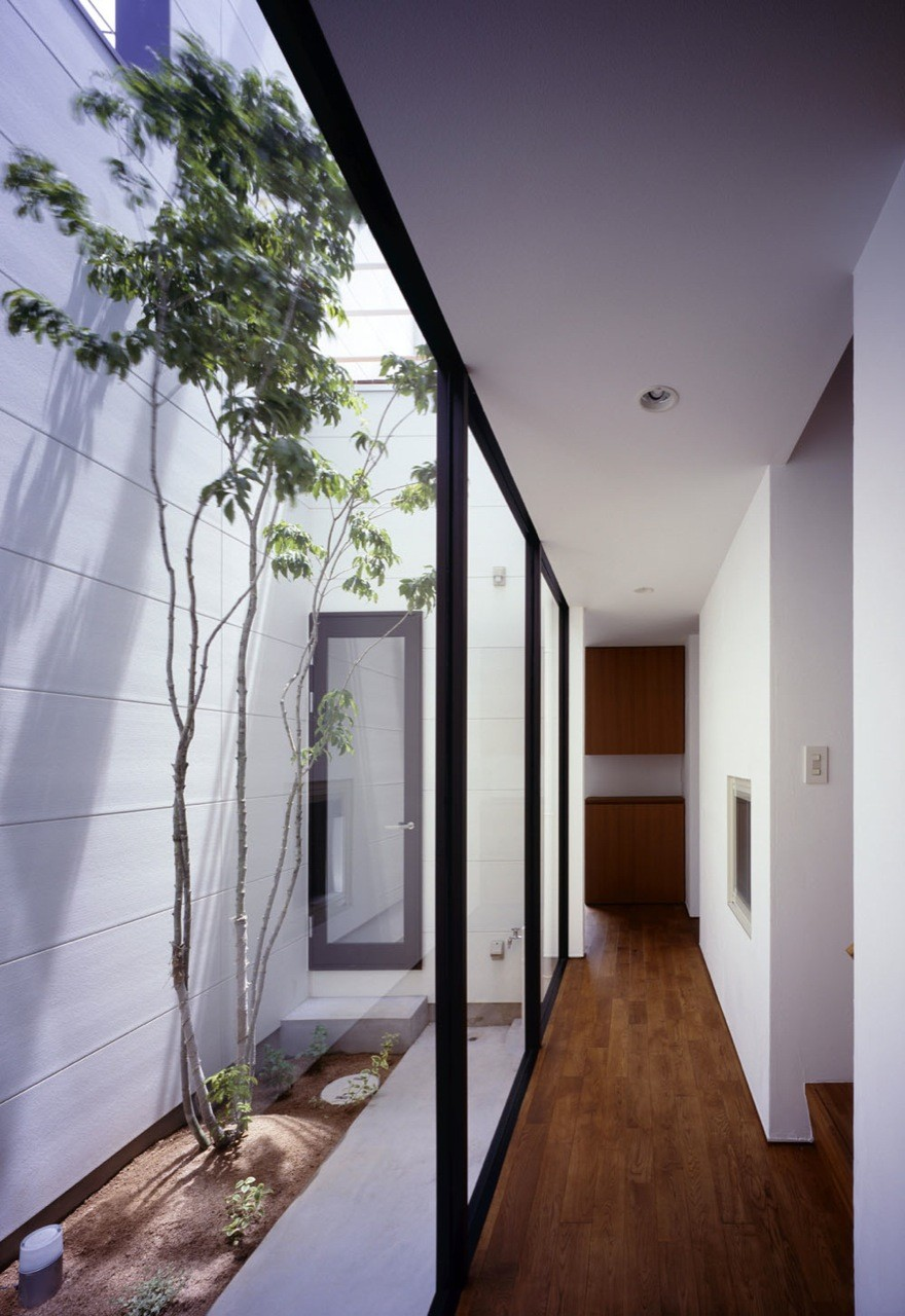 Small Courtyard Adzuki House Horibe Naoko Architect Office