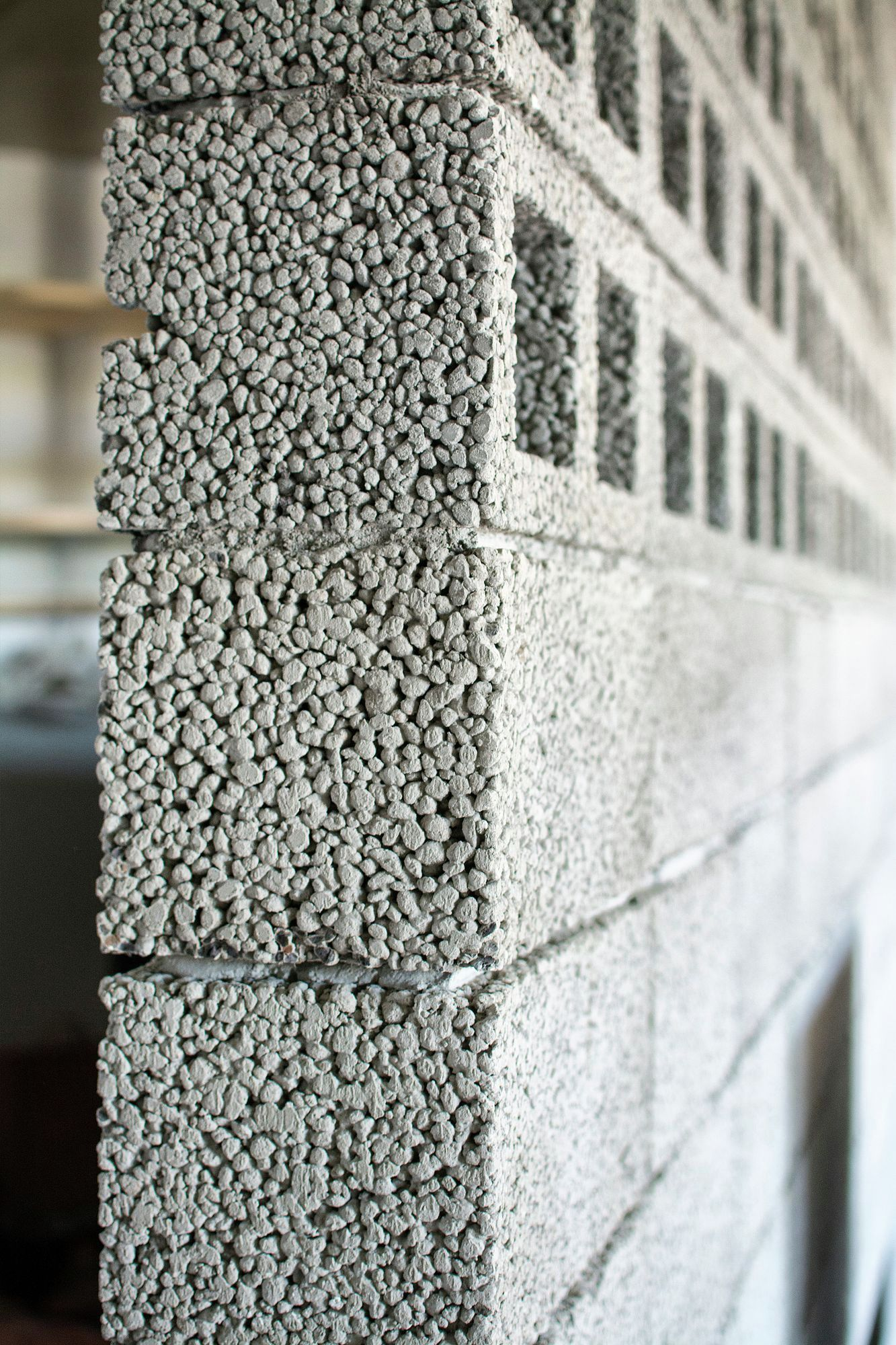 St. Petersburg concrete wall divider texture