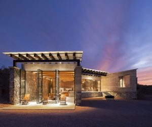 ... The Cave House That Celebrates Nature Through Architecture
