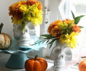 Explore Your Dark Side – How To Decorate With Skulls