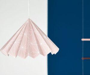 如何将壁纸转入设计灯罩
