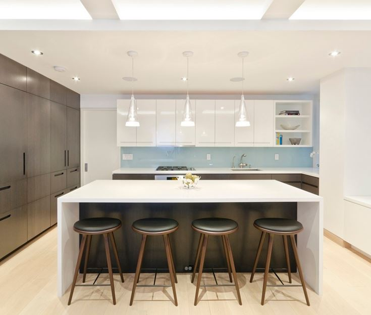 Attrayant Stylish Seating Options For Modern Kitchen Islands