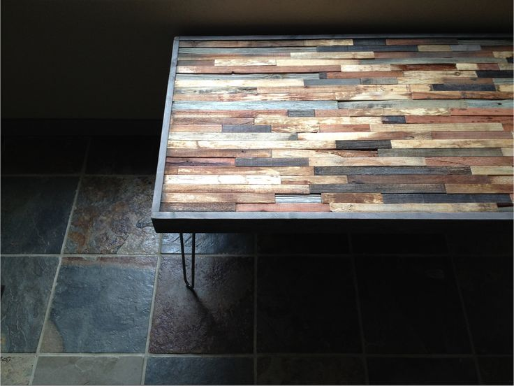 buy barnwood coffee table