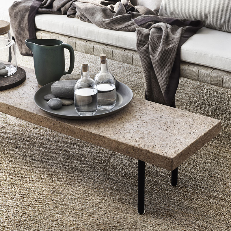 buy cork coffee table