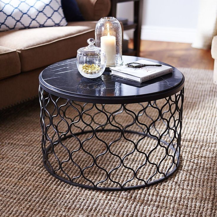 buy metal coffee table