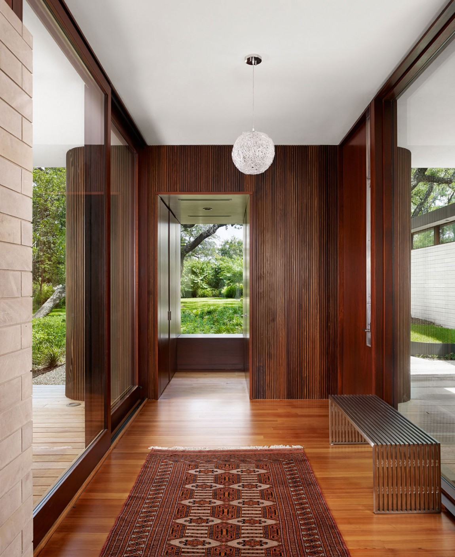 lake view residence entrance hallway
