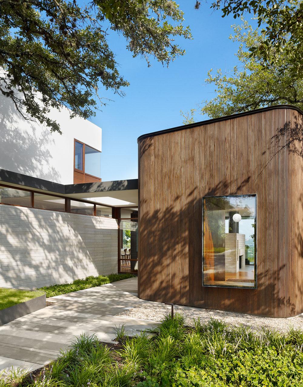 lake view residence modern architecture