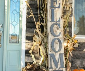 10 Concept to Outfit Your Front Porch for Fall