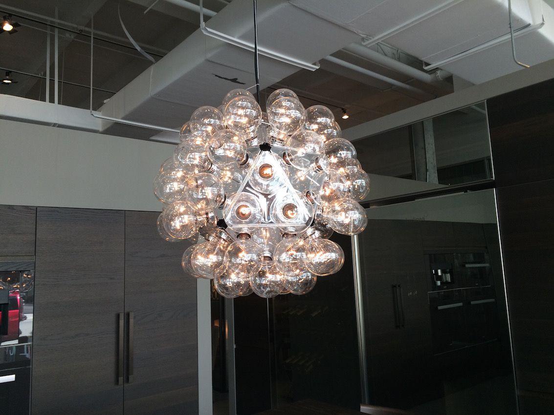 4141 Design Globe Chandelier