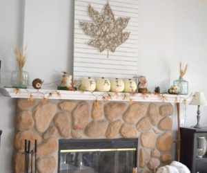Updated Pumpkin Project – A Fresh Take On Fall Decor