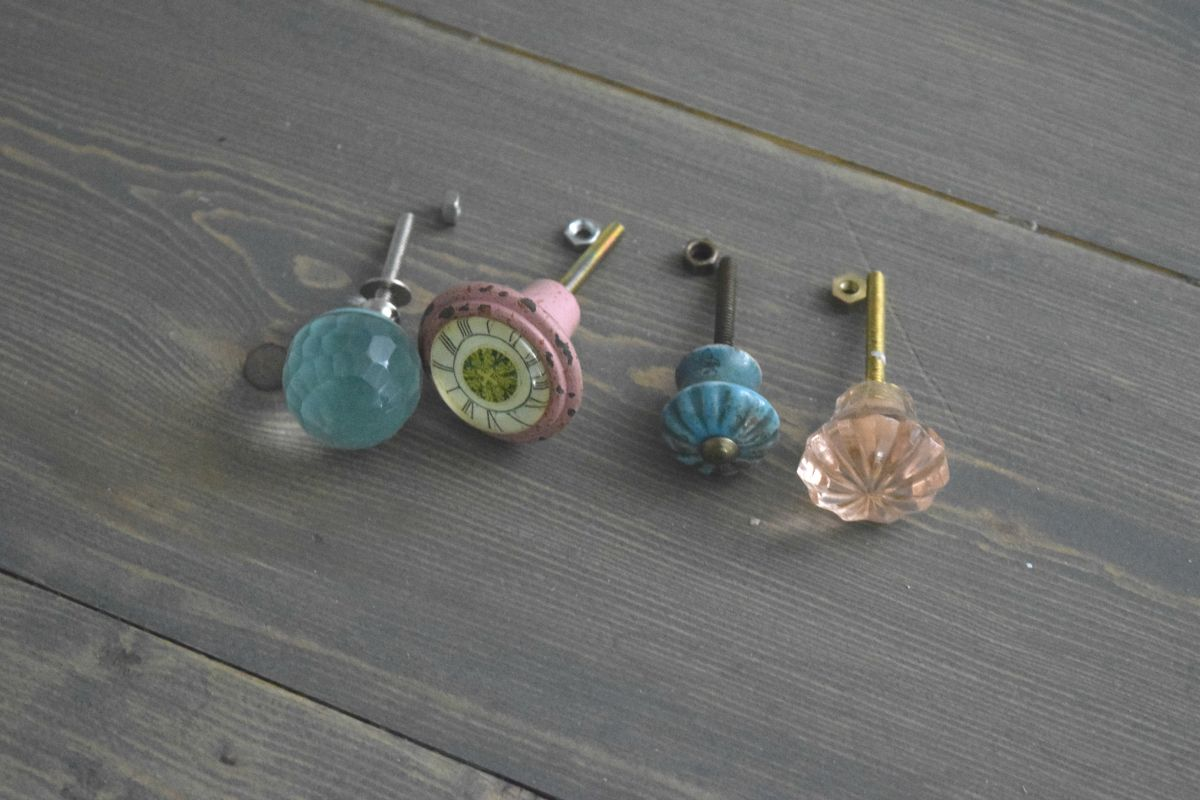 Antique Drawer Knobs