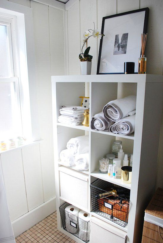 Bathroom Ikea Expedit Storage