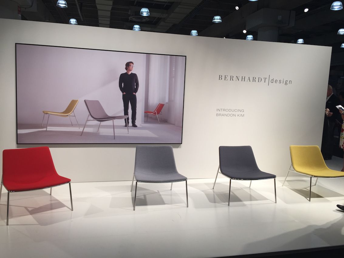 Bernhardt 's profile of Kim says that he believes that good design is not only physically beautiful but also emotionally connected.