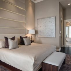 Using taupe to create a stylish and romantic bedroom - What Color Is Taupe And How Should You Use It