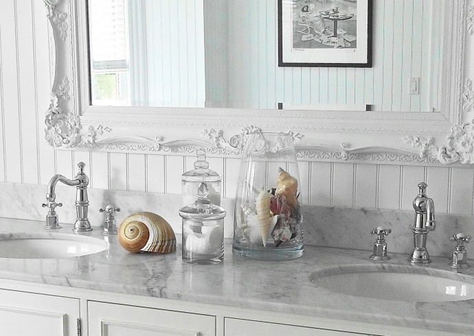 Bring natural decor accessories on the summer - Seashells