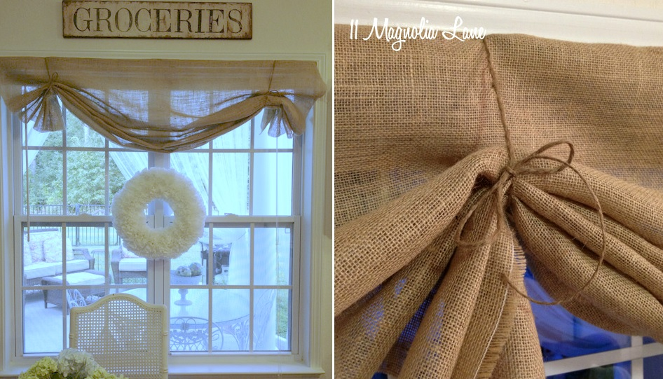 15 original ways to customize your window treatments
