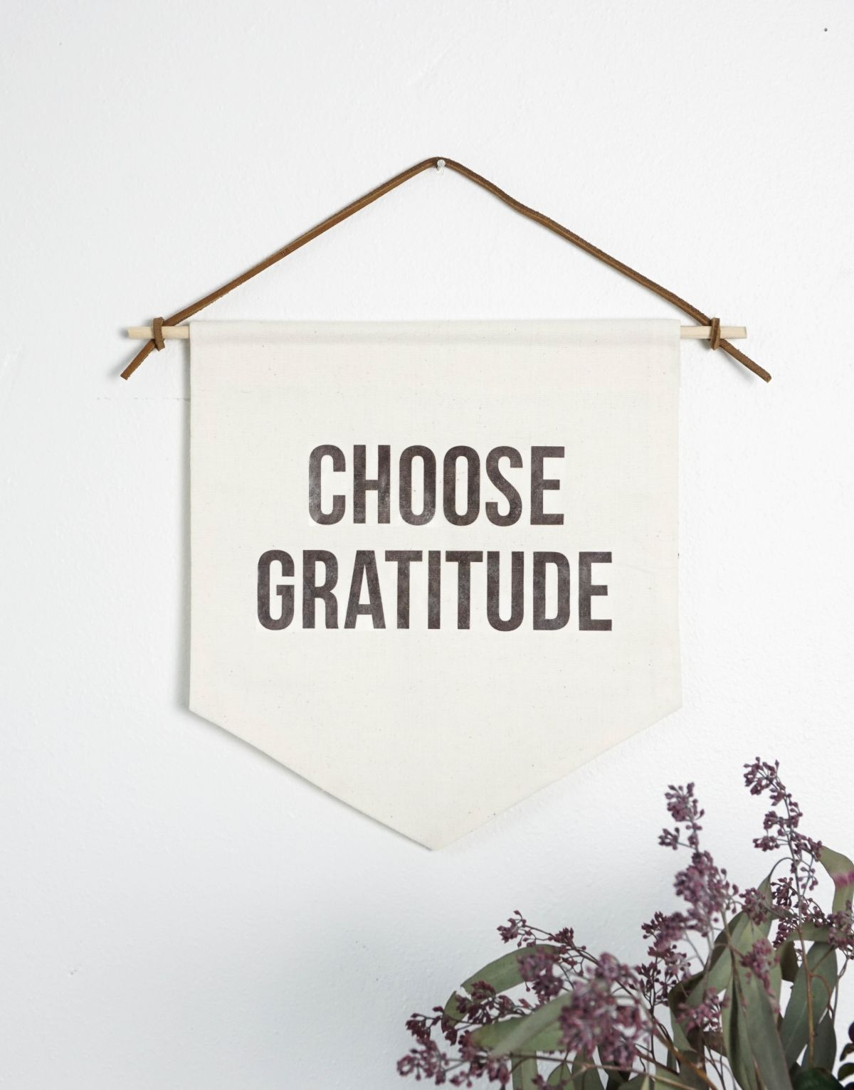 Choose Gratitude Banner Closer