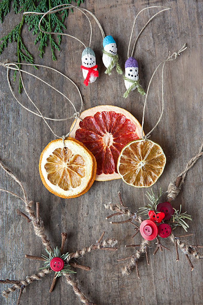 Craft Christmas Tree Ornaments