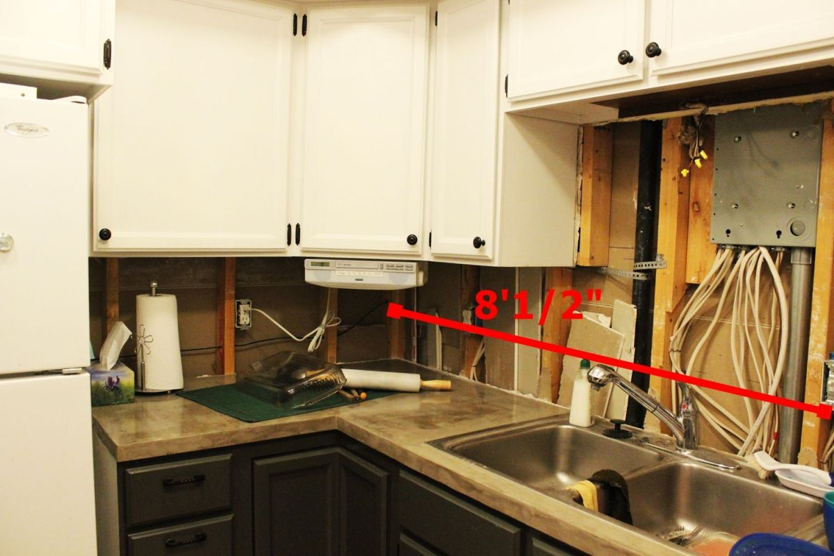 How To Replace Kitchen Backsplash Drywall - Room Image and Wallper 2017