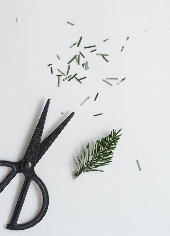 DIY Christmas Mobile - fresh touch