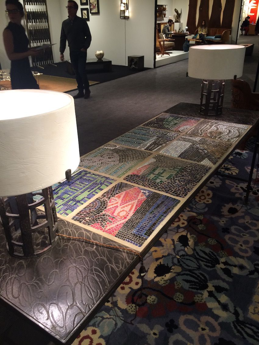 Gallery Mosaic Table