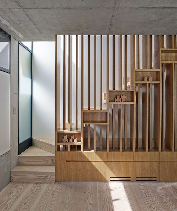 Glebe House Staircase design