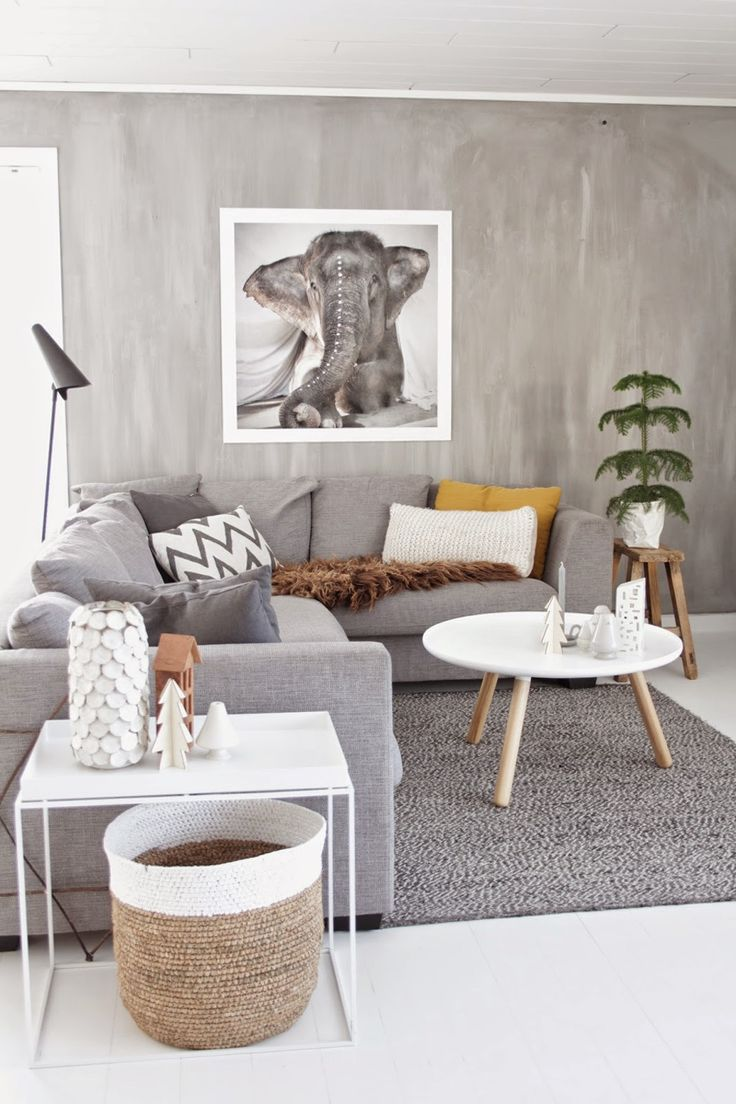 Grey Color Can Be A Trendy And Modern Choose