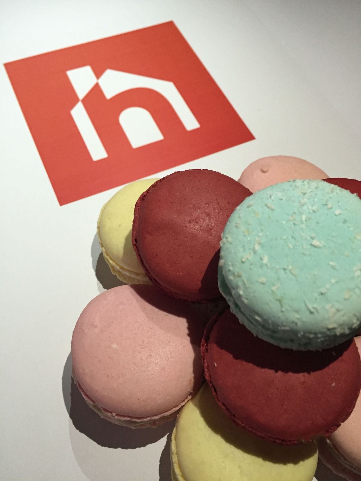 Happy 7th Birthday Homedit Macarons