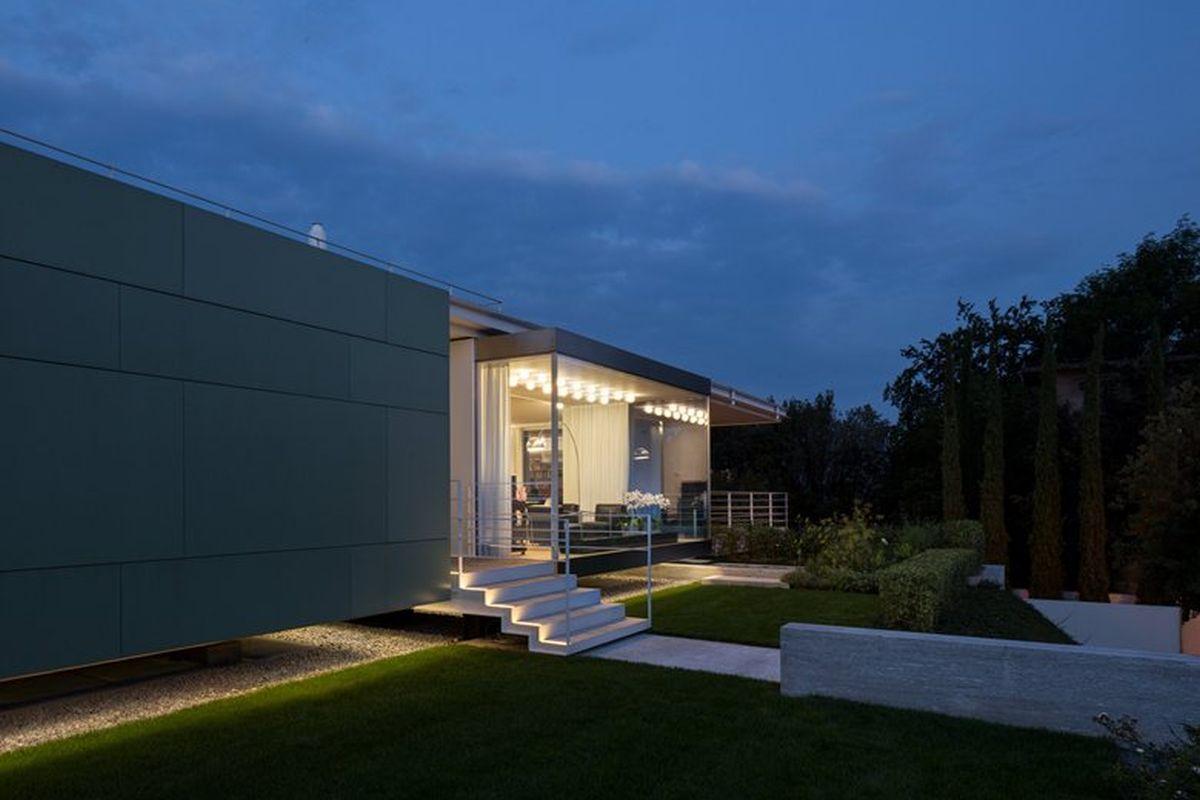 House C by Zaetta Studio exterior facade
