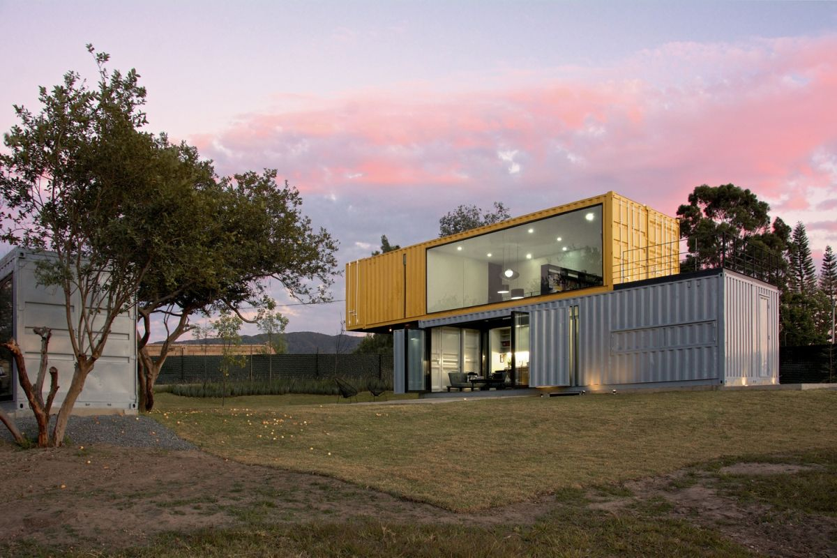Huiini House by S+diseno exterior facade
