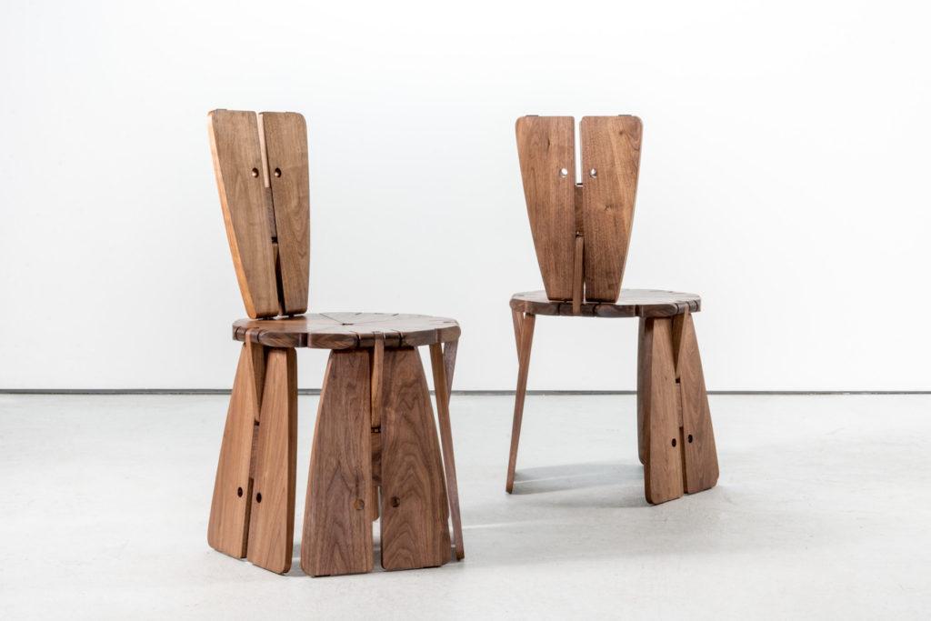 Ian Stell Chorus Chairs