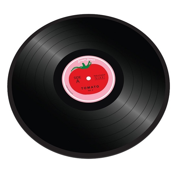 Joseph Joseph Tomato Vinyl Worktop Saver and Cutting Board