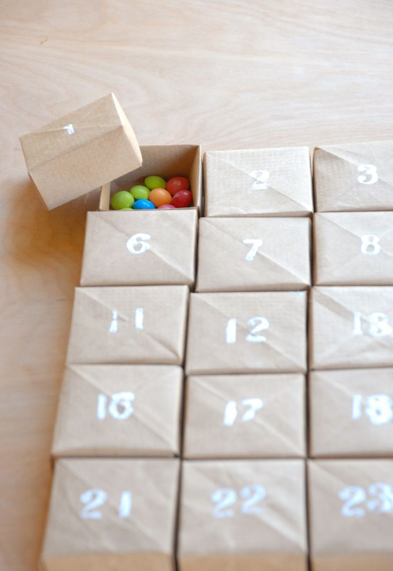 Little Boxes Advent Calendar