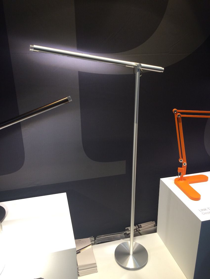 Thin, dimmable and bright, LED stick lamps pack a lot of lighting punch for such a minimalist fixture.