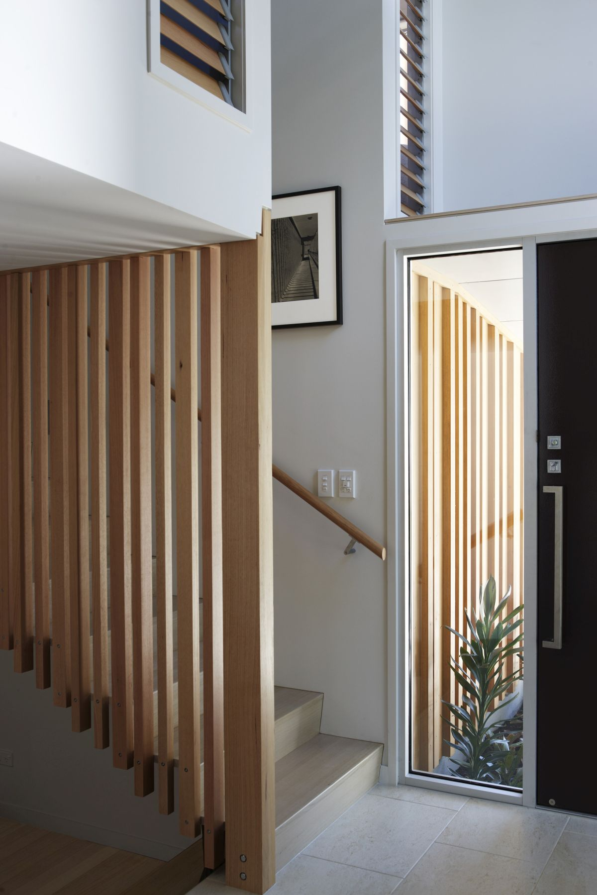 Nikau House With Thicker Wood Accents