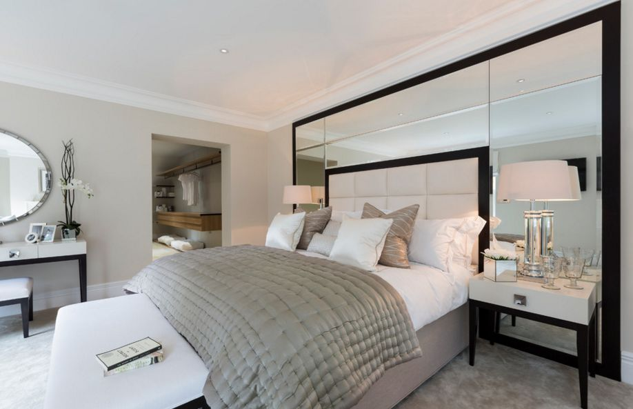 Using Taupe To Create A Stylish And Romantic Bedroom - Posh bedroom designs