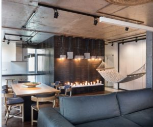Apartment Remodel Makes Full Use Of Local Resources