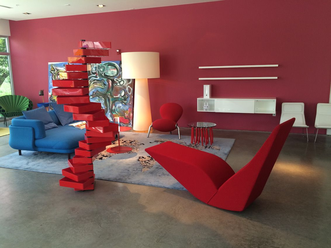 Modern home decor brings fresh look to any room for Cappellini arredamento