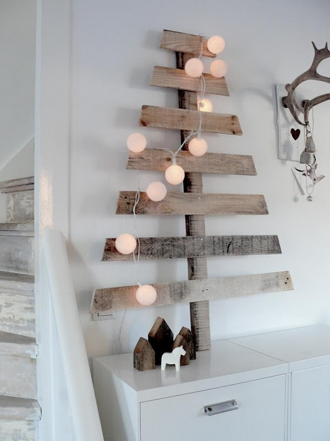 Scandinavian Style Tree