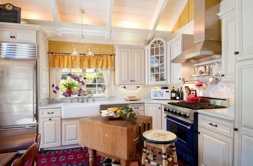 Shabby Chic Kitchen Design