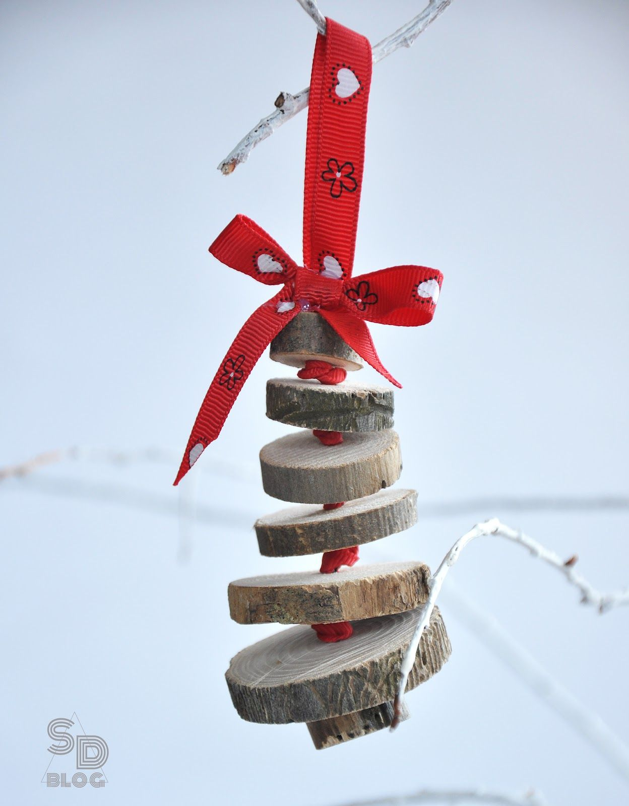 Wooden Letter Christmas Tree Decorations : Diy christmas decorations that will fill your home