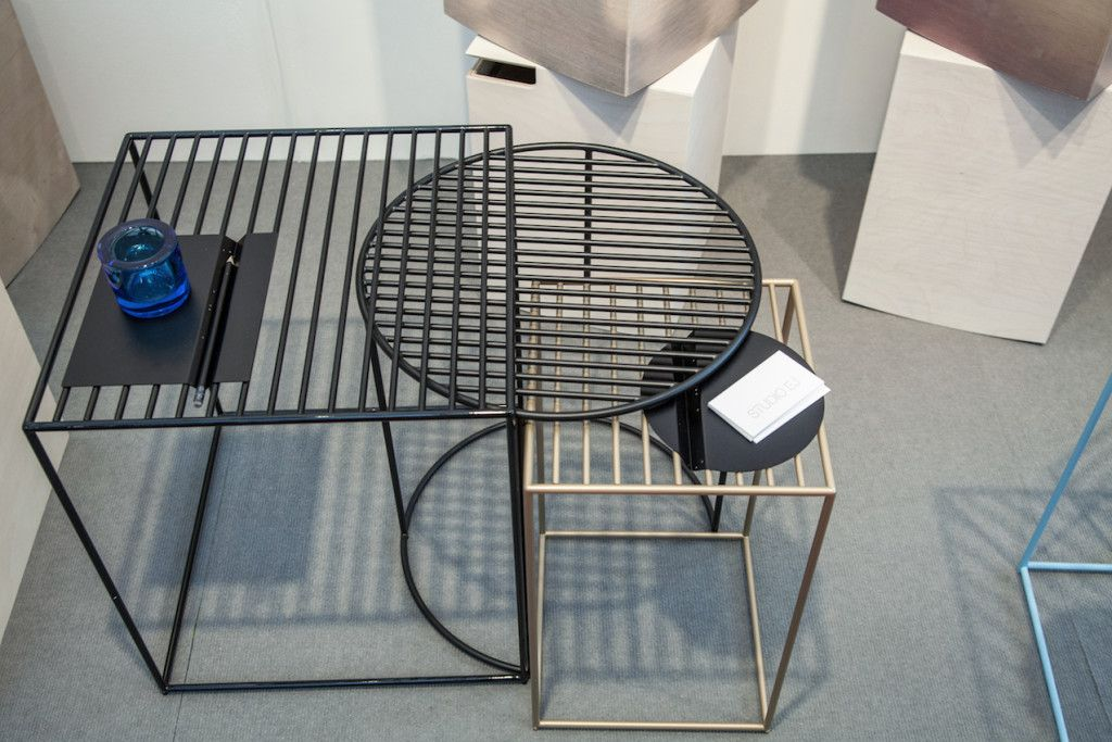 Studioe Wire Tables