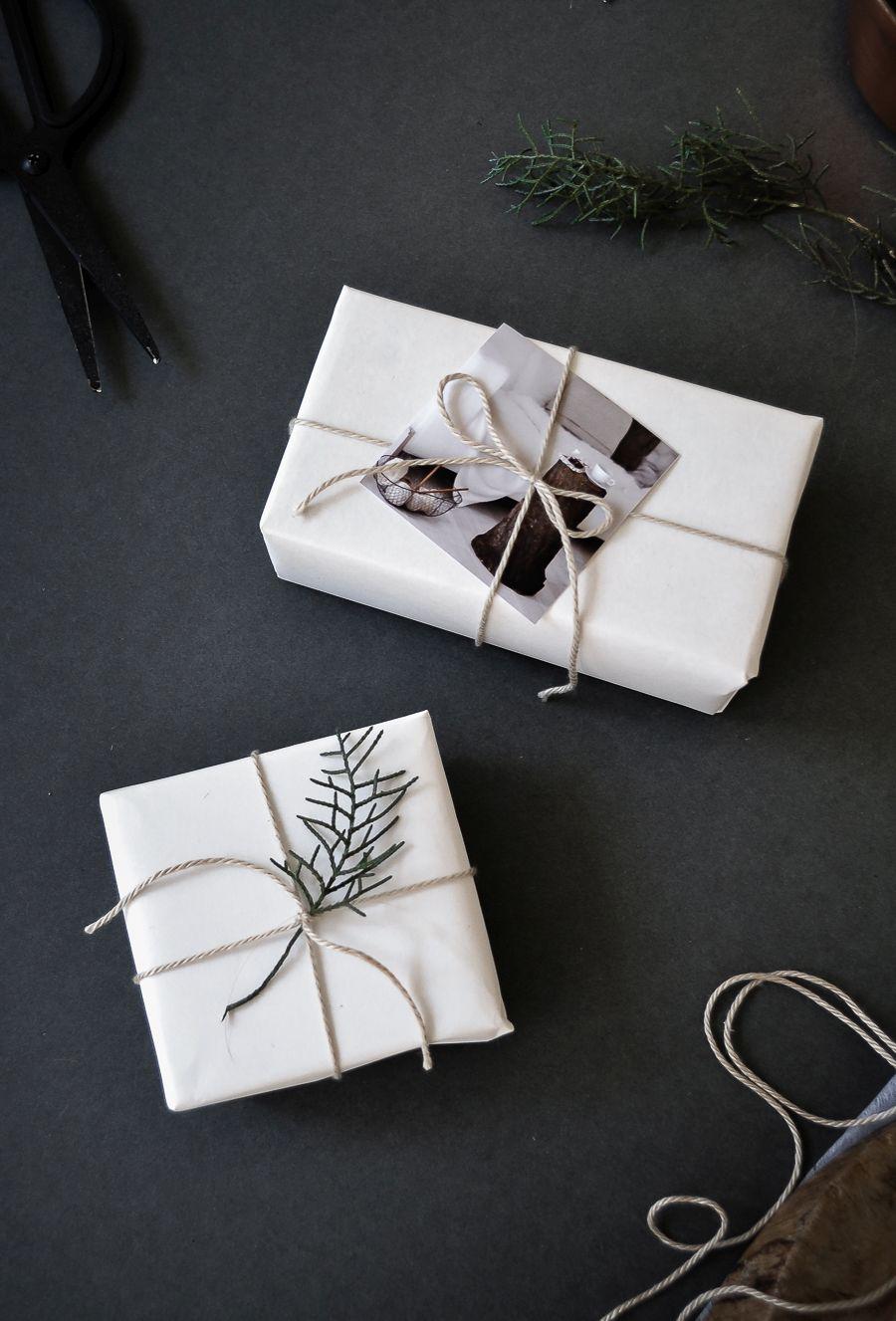Stylish wrap Christmas Gifts