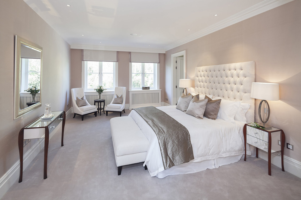 Lovely Taupe Play Like A Natural Lighting For A Room
