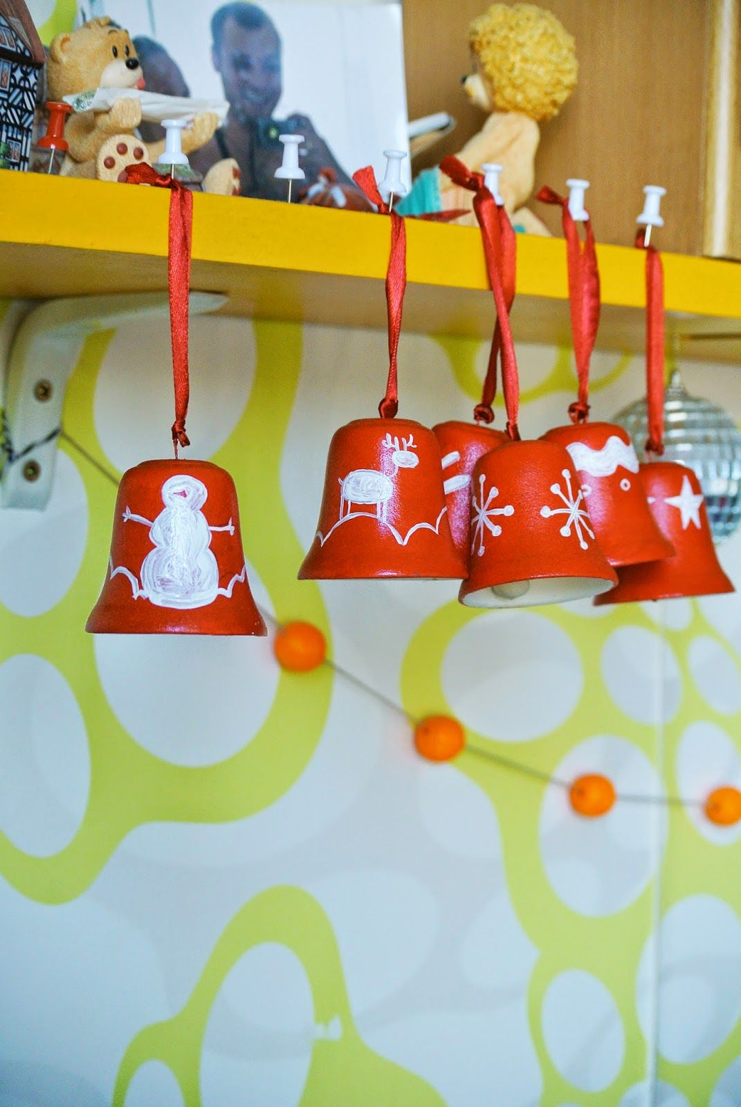 The Jingle bells Ornaments