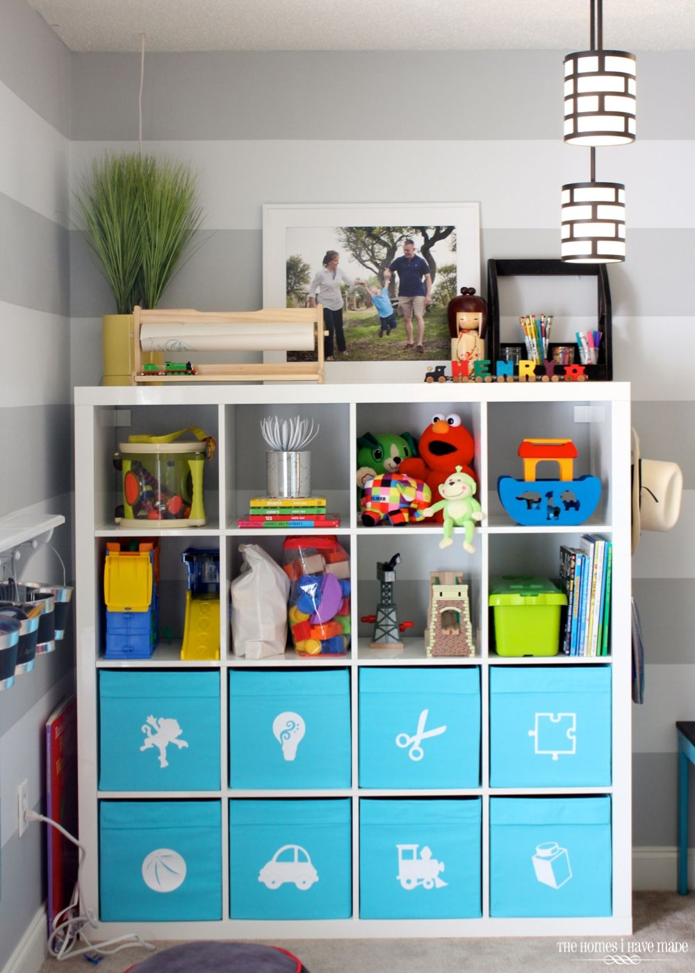 Gentil Toy Storage Ikea Expedit Design