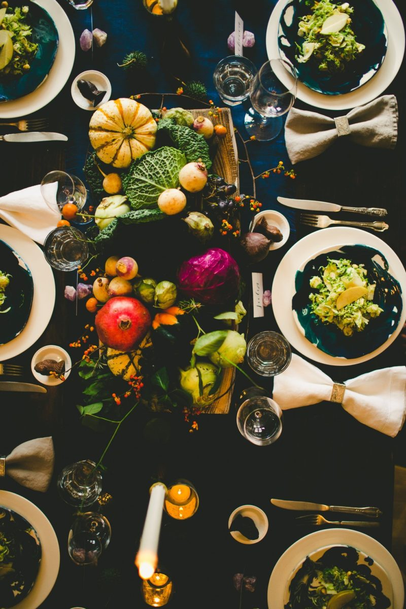 14 Concept for Dressing Your Thanksgiving Table on a Budget