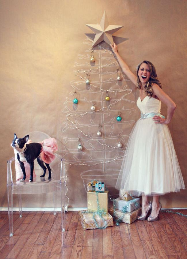 Wedding Christmas Tree